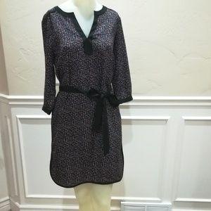 Nwt Ann Taylor black tunic dress